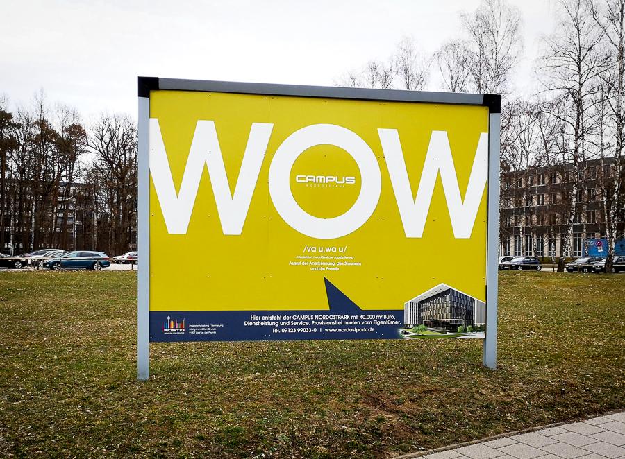 Aussenwerbung - Schilder – Werbebanner – Schaufenster