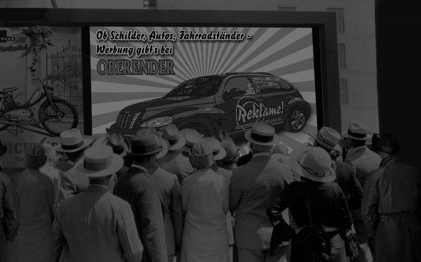 Oberender Werbung Werbetechnik